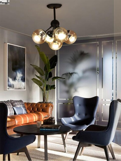 aliexpress.com : buy 2016 hot koop moderne artistieke modo magic ... - Moderne Wohnzimmerlampen