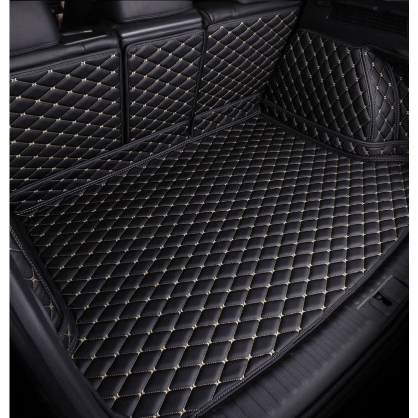 Custom Car Trunk Mat for chevrolet trax lacetti malibu equinox Accessories Car Cargo Boot Liner Rear Trunk Mat Floor Cargo Tray