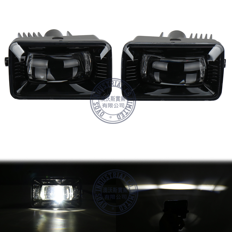 4 5inch LED Front Fog Light Projector 15w Led Driving Lamp 1 set for Ford F150