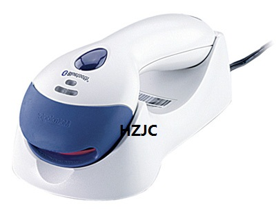 (SECOND HAND)For METROLOGIC MS9535 bluetooth wireless barcode scanner,all function 100% normal!!