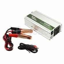 1200 W DC 12 V a AC 220 V Car Power Inverter Cargador Converter for Electronic 50Hz 0.9 Max eficiencia de energía de Coche Electrónica