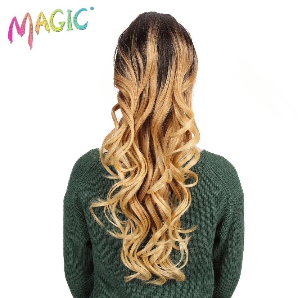 MAGIC Women's Loose Wavy Long 26