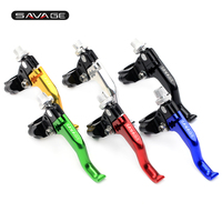 Performance Stunt Clutch Lever For 22mm Handlebar Handle Grip Universal Motorcycle Motorbike Levers Accessories CNC Aluminum