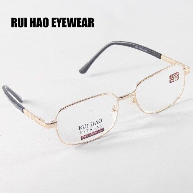 2820b5cd8c9dc Lentes De Vidro Óculos Óculos Óculos Óculos Para Presbiopia Óculos de  leitura Presbiopia + 4.00 oculos