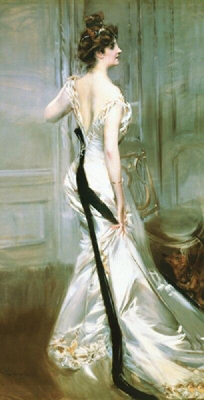 632c717aca271 أنيقة سيدة النفط اللوحة قماش يطبع صورة جميلة الأوروبية الكلاسيكية الجمال  جميلة النفط الطلاء قماش ل ديكور الحائط