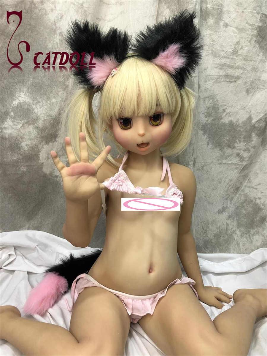 Top Quality Catdoll Li 100Cm Sex Doll,Anime Sex Dolls For -3397