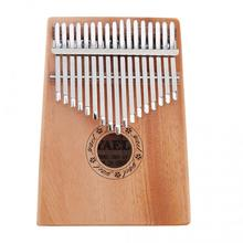 17Keys Kalimba Solid Mahogany Thumb Piano,Easy to Use and Carry with 7pcs Accessories,Clear Sound aluminum tiffany chair with fixed seat light in weight easy to carry and storage paint coating with uv resistance