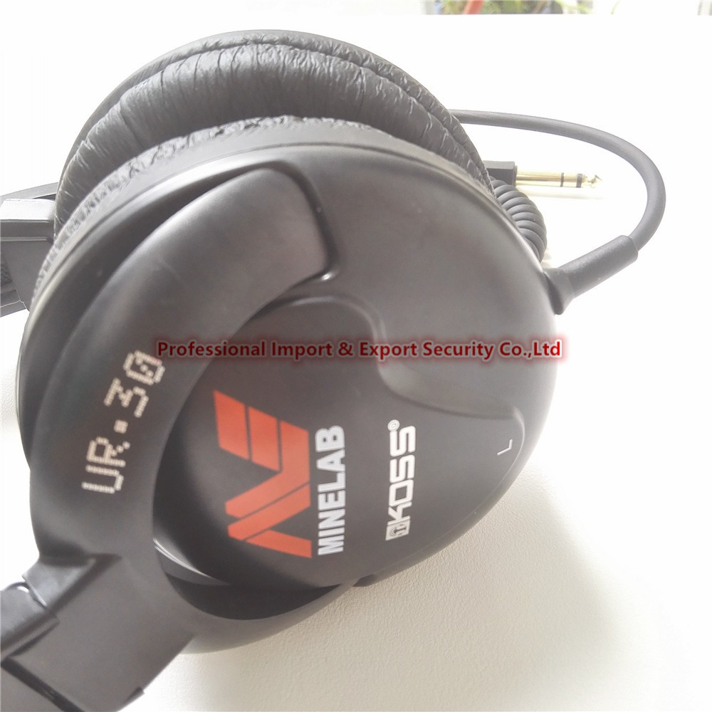 Wired Brand Underground Metal Detector Headphone For 4500 5000 GF2 and T 2 etc