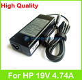 19V 4.74A 90W AC laptop adapter power supply for HP ProBook 470 4710s 4720s 4730s 4740s 640 6440b 6445b 645 6450b 6455B charger