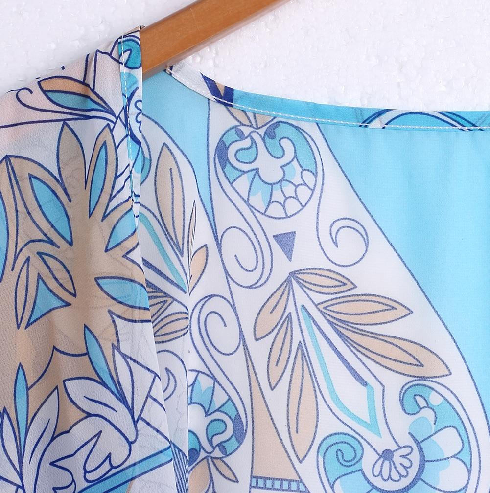 282e842356 GLANE Women Summer Kaftan Cover Up Bikini Set Swimsuit Cover Dress Tassels  Swimwear Bathing Beachwear Adumbral Beach Veil-in Cover-Ups from Sports ...