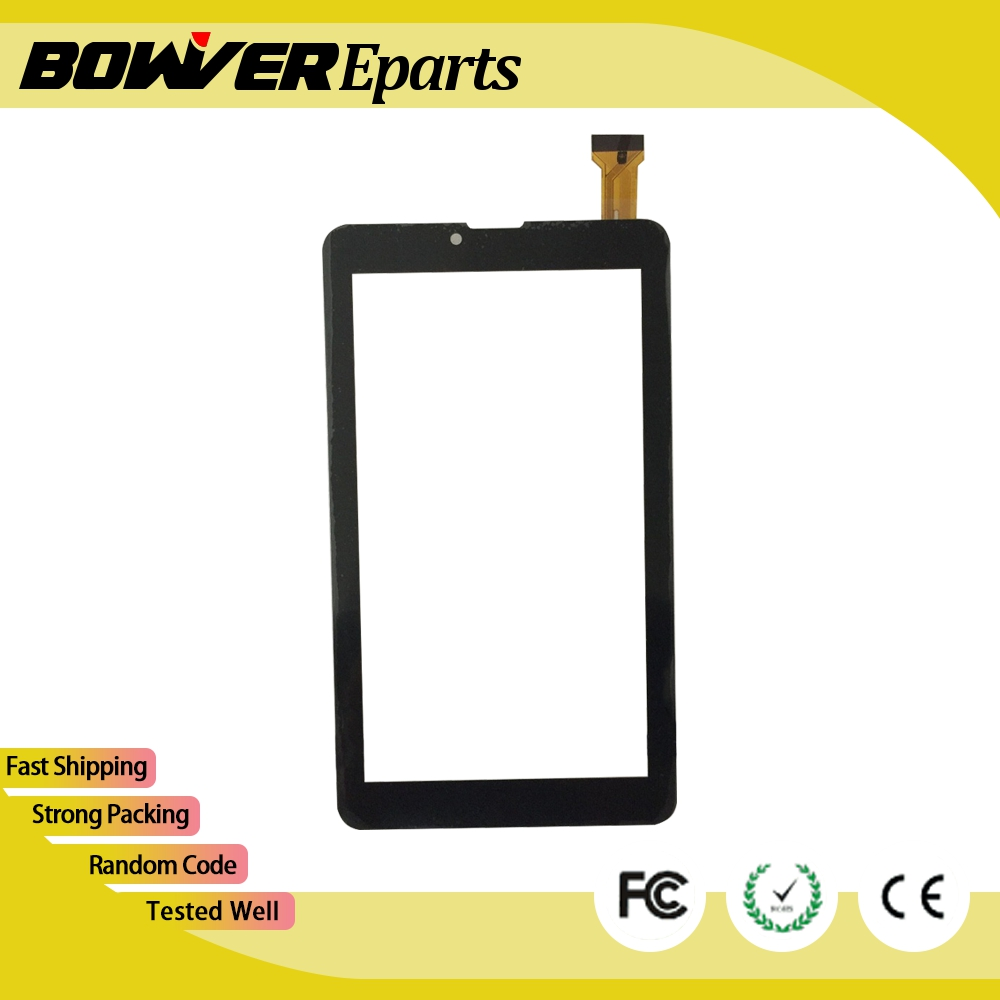 A+ New 7'' inch Tablet Capacitive Touch Screen Replacement For FX-136-V1.0 Digitizer External screen Sensor black new 8 tablet pc yj314fpc v0 fhx authentic touch screen handwriting screen multi point capacitive screen external screen