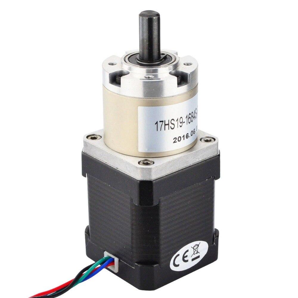 27:1 Planetary Gearbox High Torque Nema 17 Stepper 1.68A DIY CNC Router Robot 3D Printer27:1 Planetary Gearbox High Torque Nema 17 Stepper 1.68A DIY CNC Router Robot 3D Printer