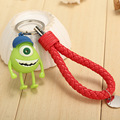 Halloween Recommended Mr Q One Eye Monster Keychain Pendant For Bag Charms Accessory Costume Matching Hallowmas Gift