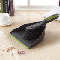 Office sweeping broom dustpan set household cleaning mini broom combination mini trash shovel small broom small size