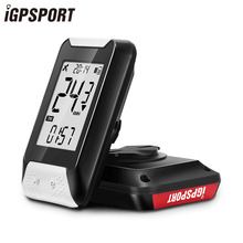 IGPSPORT GPS Computers IPX7 Waterproof Wireless Cycling Computer Bike Speedometer Auto Backlight Bicycle Odometer For Strava igpsport gps bike bicycle sport computer waterproof ipx7 ant wireless speedometer bicycle digital stopwatch cycling speedometer