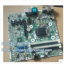 Free shipping for original 600 G1 SFF motherboard,739682-001,696549-002,795972-001,Socket 1150 Q85,working perfect