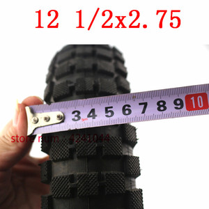 Image 5 - 12 1/2 x 2.75 tyre 12.5 x 2.75 Tire or Inner Tube For 49cc Motorcycle Mini Dirt Bike Tire MX350 MX400 Scooter