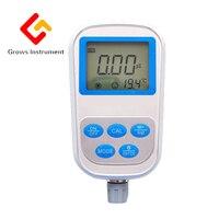 SX751 Портативный устройство контроля pН/onductivity/Измеритель проводимости Высокая Точность 0,01 цифровой, lcd, автоматический calibrationrp/Co