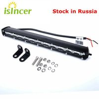 13 Inch LED Car Work Light Bar Daylight LED Car Lamp Waterproof 36W Car LED Light