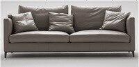 Yüksek kaliteli inek en kademeli hakiki gerçek deri kanepe/oturma odası kanepe mobilya son tarzı ev kullanılan üç koltuk deri kanepe