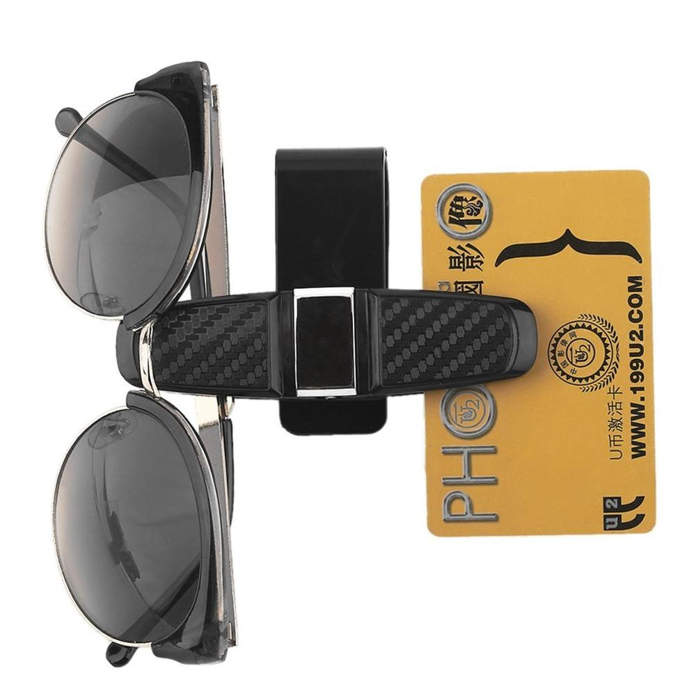 Sunglasses Storage-Holder Receipt-Card-Clip Car-Accessories Ticket Auto-Car-Fastener