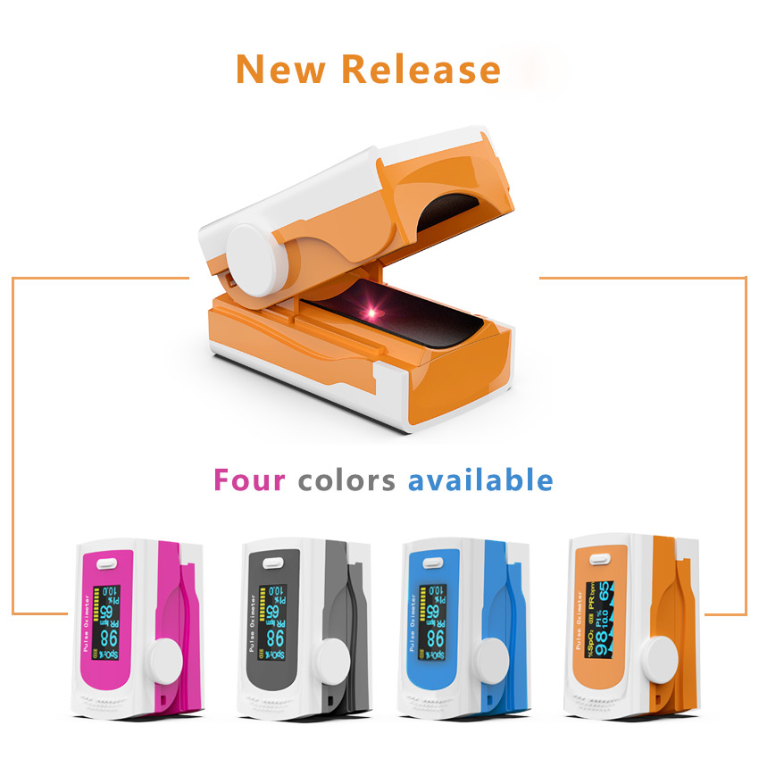 PR MISE finger health monitors oximeter low power comsumption for new design in Blood Pressure from Beauty Health