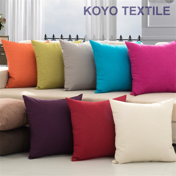 Sofa Pillows Contemporary: Fashion Plain Modern Luxury Decorative Sofa Car 45CM 55CM