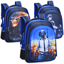 PUBG Backpack Bag Cosplay Game Playerunknown's BattlegroundsCar Canvas Backpack Bride Bag Racing Straps  Backpack Outdoor Large buckle straps flap canvas backpack