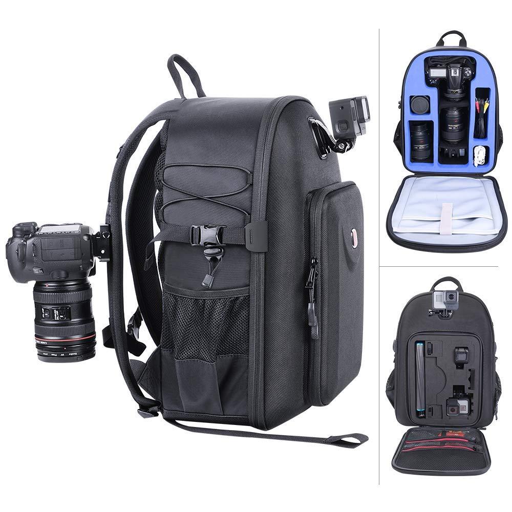 Smatree Original Camera Backpack design for  Nikon D3400/D7200/D3300 ,Canon EOS 80D Digital SLR Camera Camera Body/Nikon D750Smatree Original Camera Backpack design for  Nikon D3400/D7200/D3300 ,Canon EOS 80D Digital SLR Camera Camera Body/Nikon D750