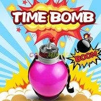 Partij speelgoed tictic ballon timing bom compleet missie voordat ballon ontploft play game voor familie kid relais klik boom speelgoed