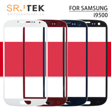 Screen For Samsung Galaxy S4 S IV i9500 i9505 Outer Glass Top/Front Lens Front Screen Cover (Without digitizer)  S4 i9500 pepk shockproof case gorilla glass for samsung galaxy s4 iv i9500