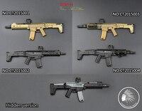 1/6 군인 무기 액세서리 코만치 장난감 CT2015001-5 마법사 Pu Masada 소총 레밍턴 ACR 총 12