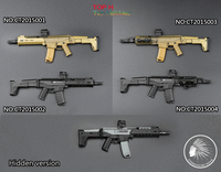 1 6 Soldier Figure Accessory Comanche Toys CT2015001 5 Mage Pu Masada Rifle Remington ACR Rifle