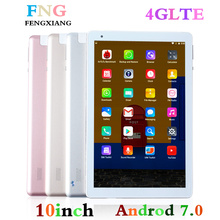 FENGXIANG 2018 New 10 inch Big size Androd 7.0 Tablet Pc 2GB RAM 32GB ROM Support video FM WIFI Bluetooth Quad Core tablet pcs