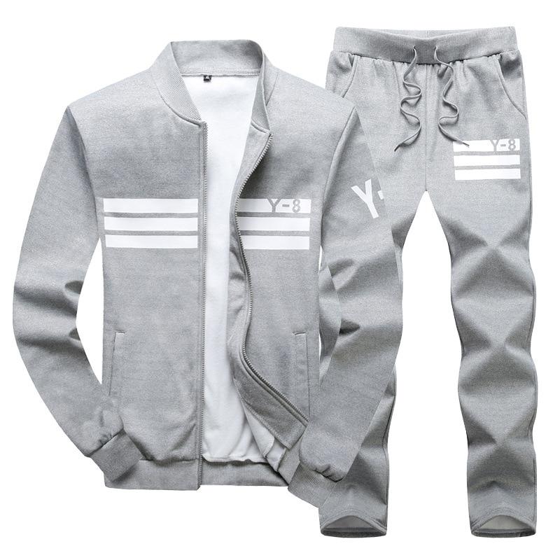 Ternos dos Homens do Esporte Sportswear Poliéster de Fitness Ginásio