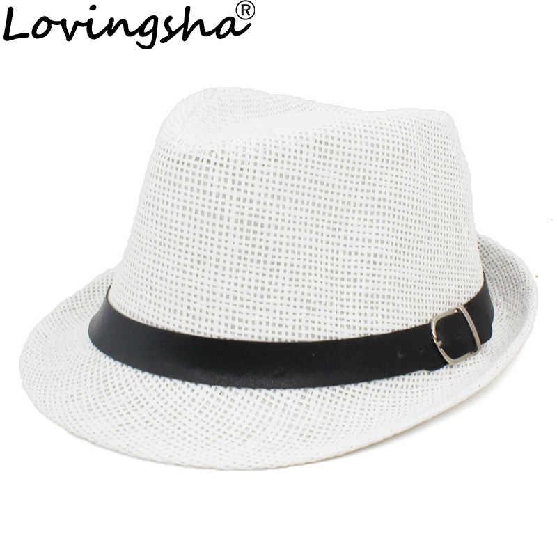 Enfants Fedoras chapeau mode garçon Jazz casquette nouvelle mode enfant seau chapeau soleil casquette pour fille été Panama chapeau photographie accessoires CBH002