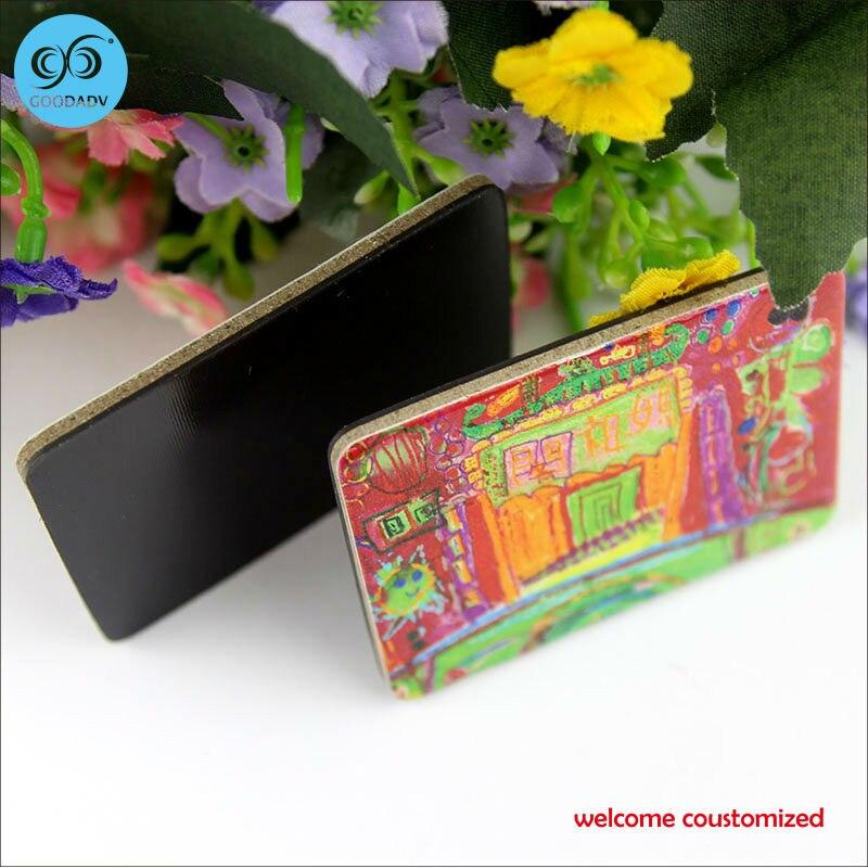 Modern home decoration fridge magnet / free shipping cheap ...