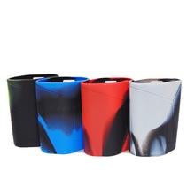 Smok GX350 Kit 350w Box mod colorful Silicone rubber case/cover/sleeve/skin/enclourse/sticker for SMOKtech GX350 mod