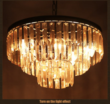 Nordic American Vintage Industrial Style Ceiling Light