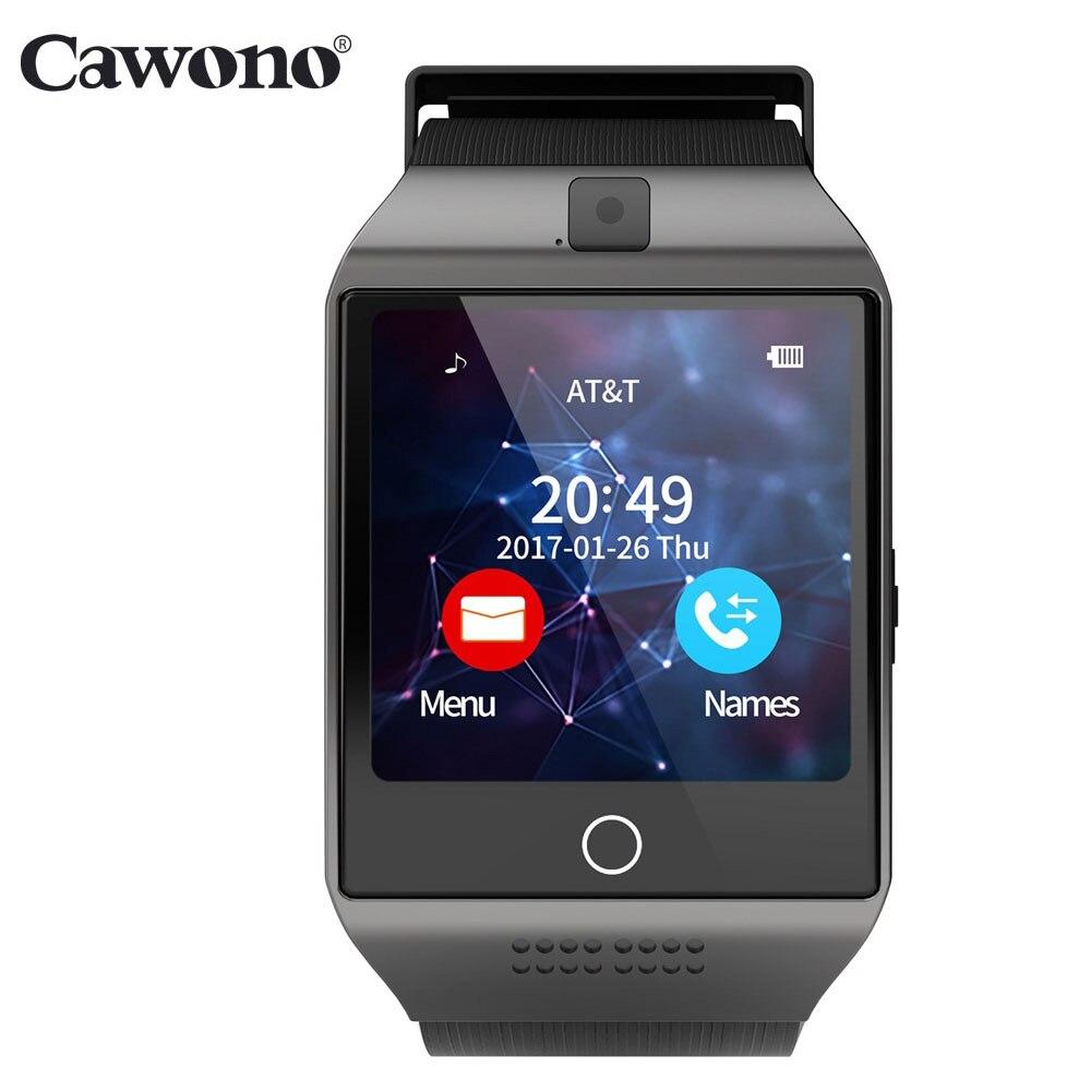 Купить Cawono умные часы для детей смарт часы детские Bluetooth Q18 smart  watch фитнес трекер умные часы SmartWatch часы мужские детские часы смарт  Relogio ... 33823f4522c
