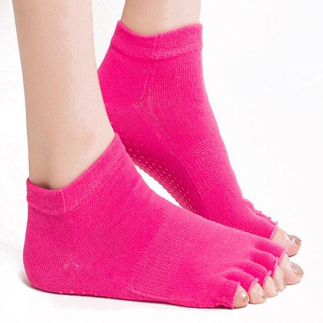 Half toe socks teen