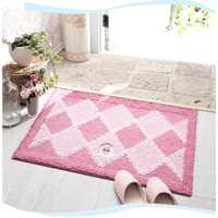 2 Sizes Bath Mat For Bathroom Rug Carpet In The Bathroom And Shower Room Anti Slipping
