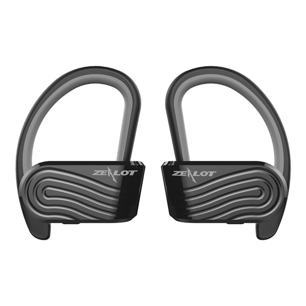 ZEALOT H10 Waterproof TWS Wireless Stereo Bluetooth Earphone Sports Headset With Microphone 2000Mah Backup Battery Box