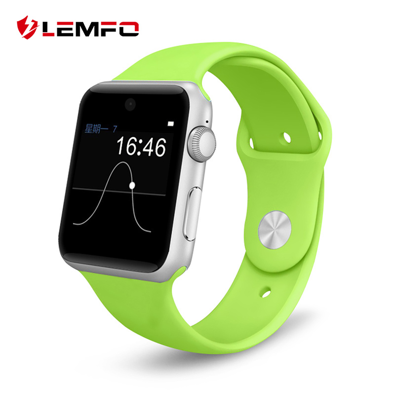 LEMFO LF07 Bluetooth Smart Watch HD Screen Support SIM Card Wearable Device SmartWatch For IOS Android 2016 bluetooth smart watch dm09 hd screen support sim card wearable devices smartwatch for ios android pk dm08 gt08 dz09