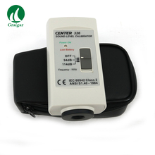 Przenośny Center326 miernik poziomu dźwięku częstotliwość wyjściowa 1000Hz2 wilgotności względnej 50 tanie tanio cnlandtek