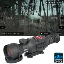 Eagleeye Tactical Night Vision Scope HD 5-20X Day And Rifle 3 View Modes Bluetooth Wifi gs27-0022