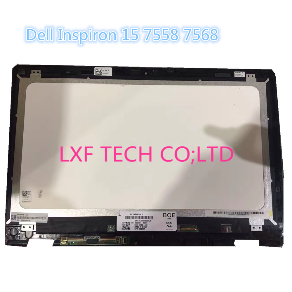 Bezel for Dell Inspiron 15 5579 P58F001 LED LCD TouchScreen Digitizer Display