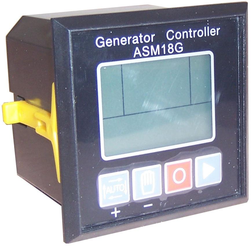 Здесь продается  Generator Controller. diesel generator set controller. ASM18G  Электротехническое оборудование и материалы