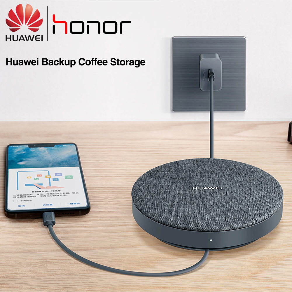 Huawei Hard-Drives Storage Backup Quick-Charger Original Stock for Mate 20pro-mate/20-x-p20/Pro/..