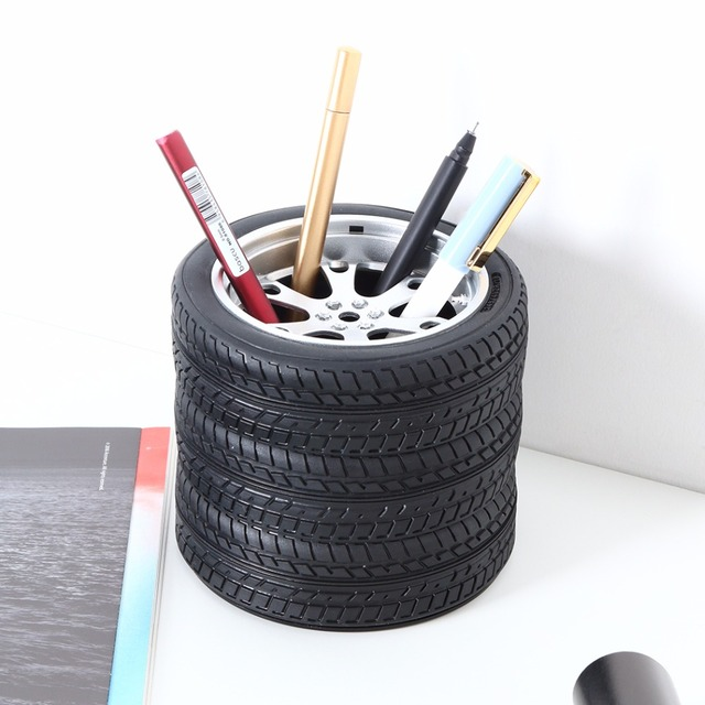 Multifunction  Wheel Pen holder